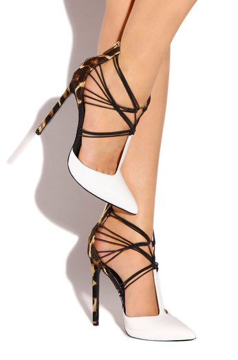 Twisted Love Stiletto