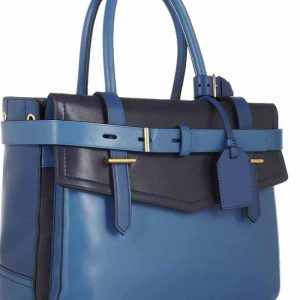 Bond Girl European Leather Handbag