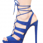 Flaminia Lace-Up Strappy Sandal