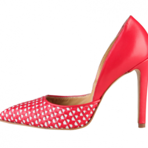 Candy Italian Leather High Heel